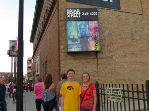Blue Man Group at the Briar Street Theater in Chicago Photos