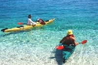 Kayaking Tour from Split: Marjan Peninsula, Ciovo or Hvar Islands Photos