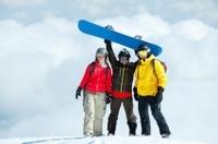 La Parva Ski Resort Day Trip with Optional Ski or Snowboard Lesson Photos