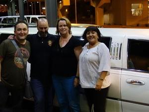Private Las Vegas Airport to Hotel Luxury Limousine Transfer Photos