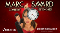 Marc Savard Comedy Hypnosis at Planet Hollywood Resort and Casino Photos