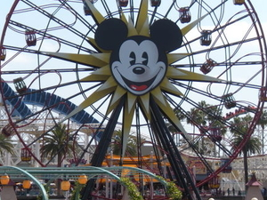 Disneyland or Disney's California Adventure with Transport from Los Angeles Photos