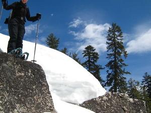 South Lake Tahoe Snowshoe Rental Photos