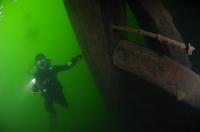 Panama Canal and Gatun Lake Scuba-Diving Adventure Photos