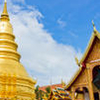 Private Tour: Lamphun Day Trip by Train from Chiang Mai