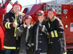 San Francisco Fire Engine Tour Photos
