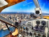 Seattle Seaplane Flight: Cascade Range and Seattle Tour Photos