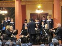 Vienna Boys' Choir Performance at the MuTh Concert Hall Photos
