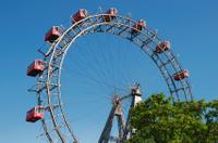 Vienna's Schonbrunn Zoo and Giant Ferris Wheel Photos
