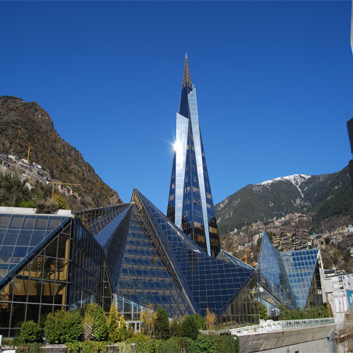 List Of Tourist Attractions In Andorra