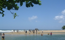 Blanchisseuse Beach