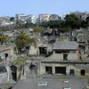 The Excavations Of Ercolano