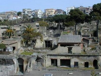 The Excavations Of Ercolano
