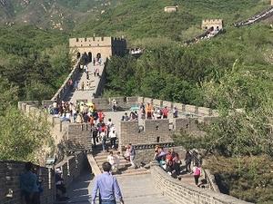 Private Great Wall of China Day Tour at Badaling And Mutianyu