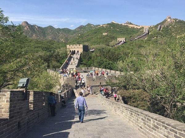 Private Great Wall of China Day Tour at Badaling And Mutianyu Photos