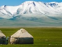 Adventure in Central Asia