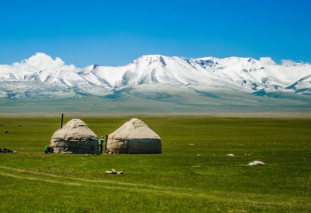 Adventure in Central Asia Photos
