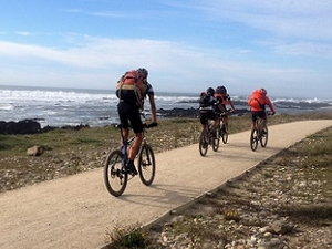 Camino de Santiago - Portuguese Coastal Way Bike Tour Photos