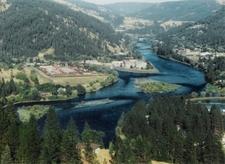 Clearwater River Near Orofino