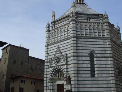The Octagonal Baptistery