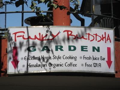 Funky Buddah Garden