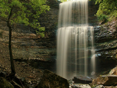 Felker's Falls Hamilton