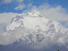 Dhaulugiri From Poon Hill