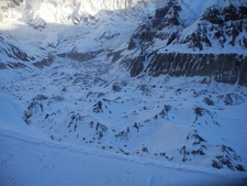 Annapurna South Glacier