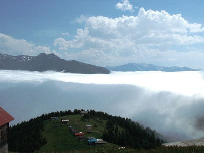 Pokut Plateau And Mountains Rize