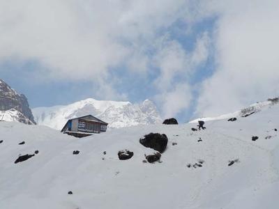 Ganga Purna View Lodge
