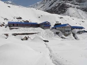 Machhapuchhre Campamento Base