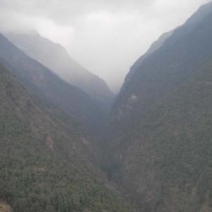 Chhomrong Khola