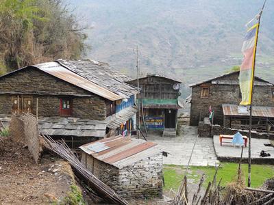 Hillside Lodge Chuile