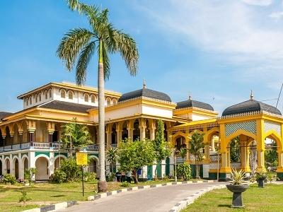 Maimoon Palace - Medan ID