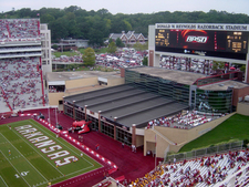 North Side, Frank Broyles Athletics Center