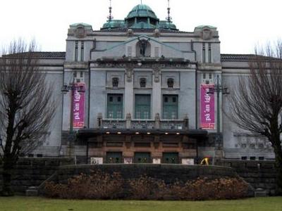 Den Nationale Scene In Bergen