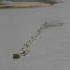 The Meeker Island Lock And Dam