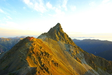 Dawn On Mount Yari