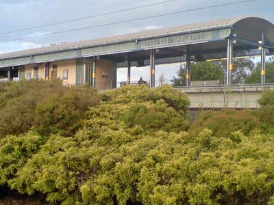The Nerang Railway Station