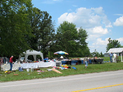 127 Yard Sale Russell Springs