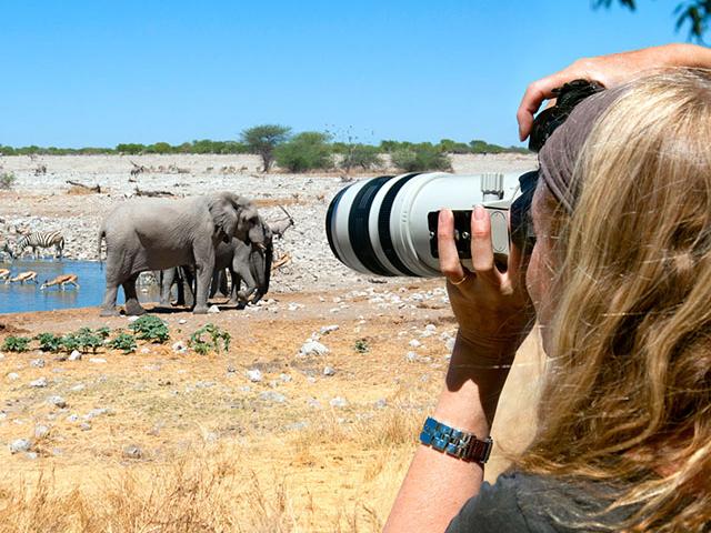14 Days Namibia, Botswana, and Zimbabwe Safari Photos