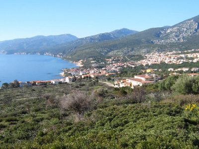 1 5 2 9bay Cala Gonone From The North