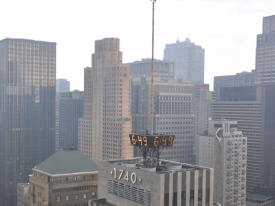 1740 Broadway Building