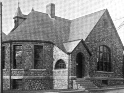 South Dartmouth Public Library  Massachusetts