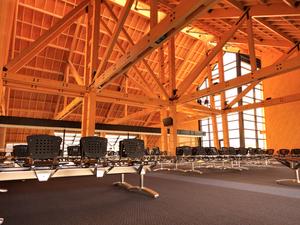 Ushuaia-Aeropuerto Internacional Malvinas Argentinas