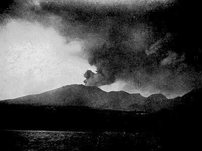1902 Eruption