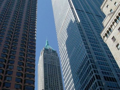 One Chase Manhattan Plaza And 40 Wall Street