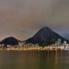 Lagoa Rodrigo De Freitas Night