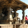 Thousands Pillar Temple Warangal