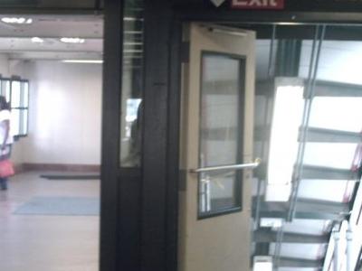 125th Street Escalator